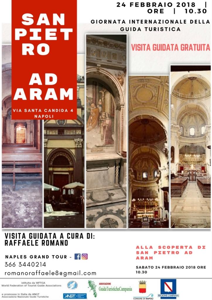 NAPOLI 24 FEBBRAIO - San Pietro ad Aram