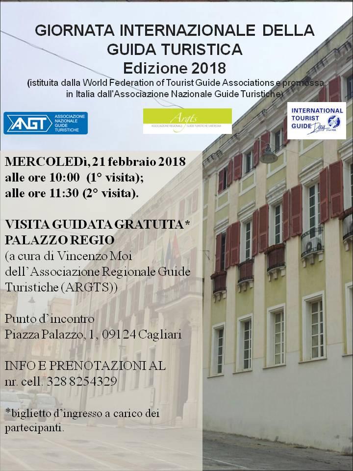 CAGLIARI, Palazzo Regio - 21 FEBBRAIO