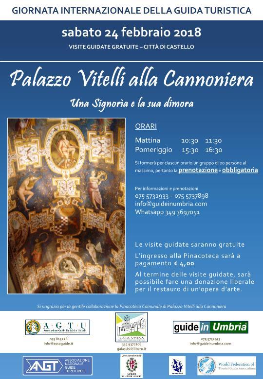 CITTA' DI CASTELLO (PG) 24 FEBBRAIO