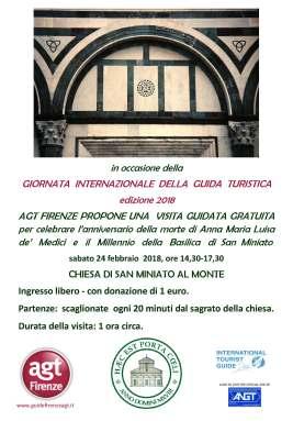 FIRENZE 24 FEBBRAIO - San Miniato