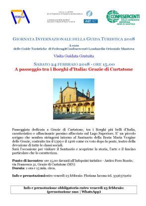 GRAZIE DI CURTATONE (MN) - 24 FEBBRAIO