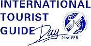 logo giornata internazionale guida