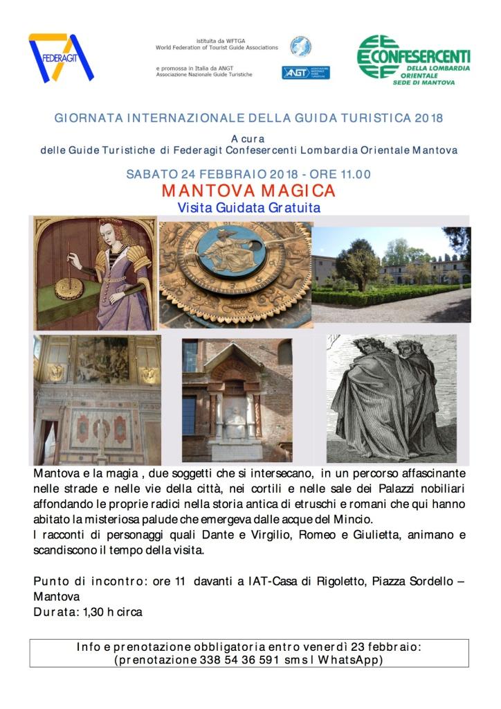 MANTOVA - 24 FEBBRAIO