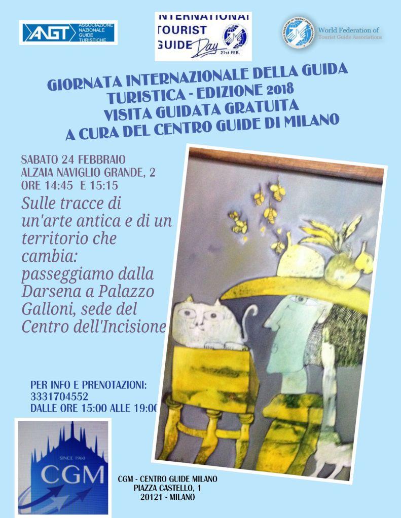 MILANO - 24 FEBBRAIO, arte dell'incisione
