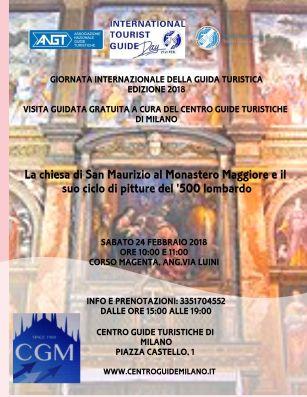 MILANO 24 FEBBRAIO - San Maurizio
