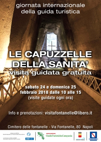 NAPOLI - 24 e 25 FEBBRAIO- Le cappuzzelle della Saniità