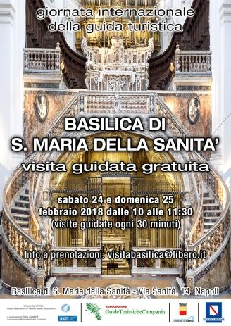 NAPOLI 24 e 25 febbraio - Santa Maria della Sanità