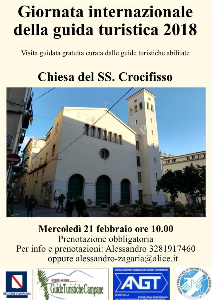 SALERNO 21 FEBBRAIO - Chiesa del SS. Crocifisso