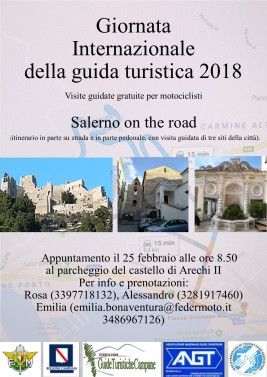 SALERNO - 25 FEBBRAIO - On the road