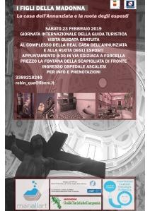 NAPOLI-23 Febbraio-Real Casa Annunziata