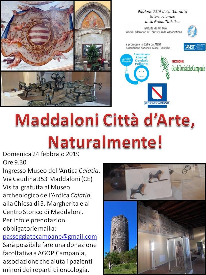 MADDALONI - 24 Febbraio