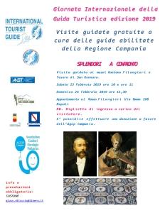 NAPOLI - 23-24 Febbraio - Musei Filangieri e Tesoro
