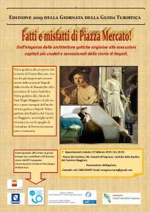 NAPOLI - 23 Febbraio - Piazza Mercato