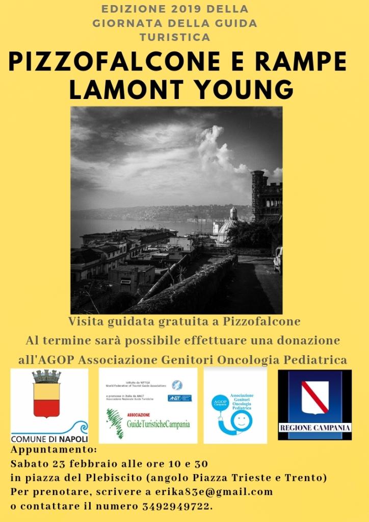 NAPOLI - 23 febbraio - Pizzofalcone