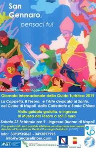 NAPOLI - 23 febbraio - San Gennaro