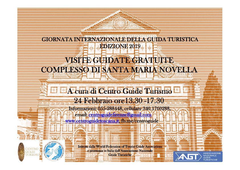 FIRENZE - 24 Febbraio - S. Maria Novella