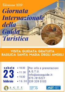 Perugia - 23 Febbraio - Basilica Santa maria degli Angeli