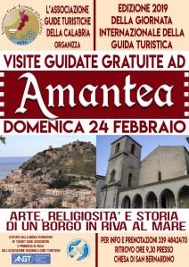 Amantea (CS) -24 Febbraio