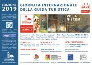 PALERMO - 23 E 24 Febbraio - Villa Niscemi