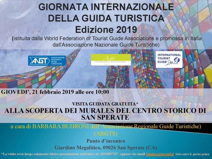San Sperate (CA) -21 Febbraio - Giardino Megalitico