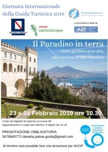 NAPOLI - 23, 24 Febbraio - Certosa San Martino