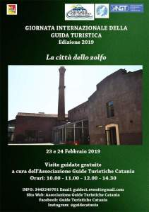 CATANIA - 23, 24 Febbraio - La Città dello Zolfo