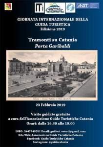 CATANIA - 23 Febbraio - Tramonti su Catania