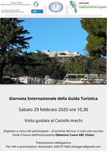 CASTELLO ARECHI (SA) - 29 febbraio