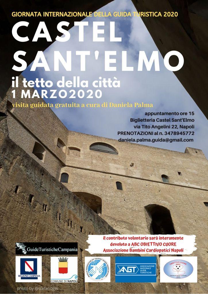 NAPOLI : Castel Sant'Elmo - 1 marzo