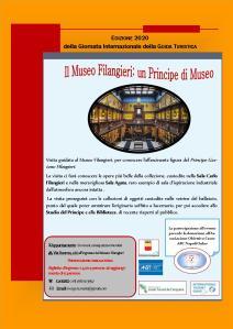 NAPOLI : Museo Filangieri - 1 marzo