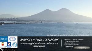 NAPOLI : Itinerario musicale - 1 marzo