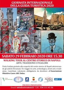 NAPOLI: Arte Tradizione Folclore - 29 Febbraio