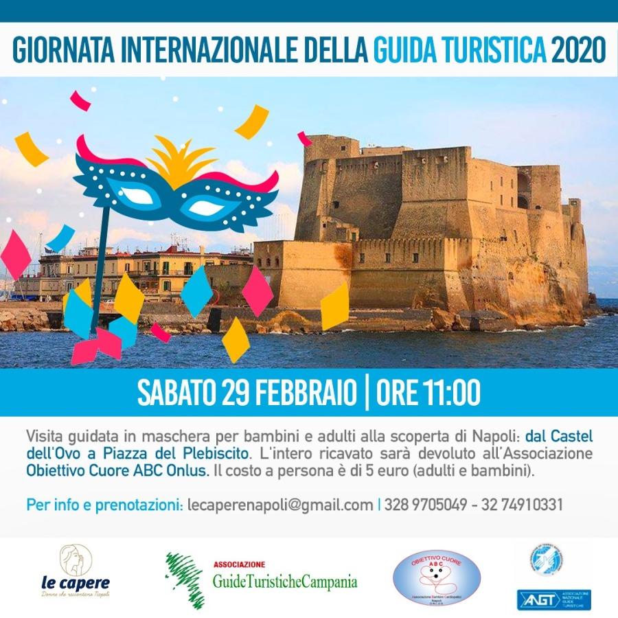 NAPOLI - 29 febbraio - Castel dell'Ovo