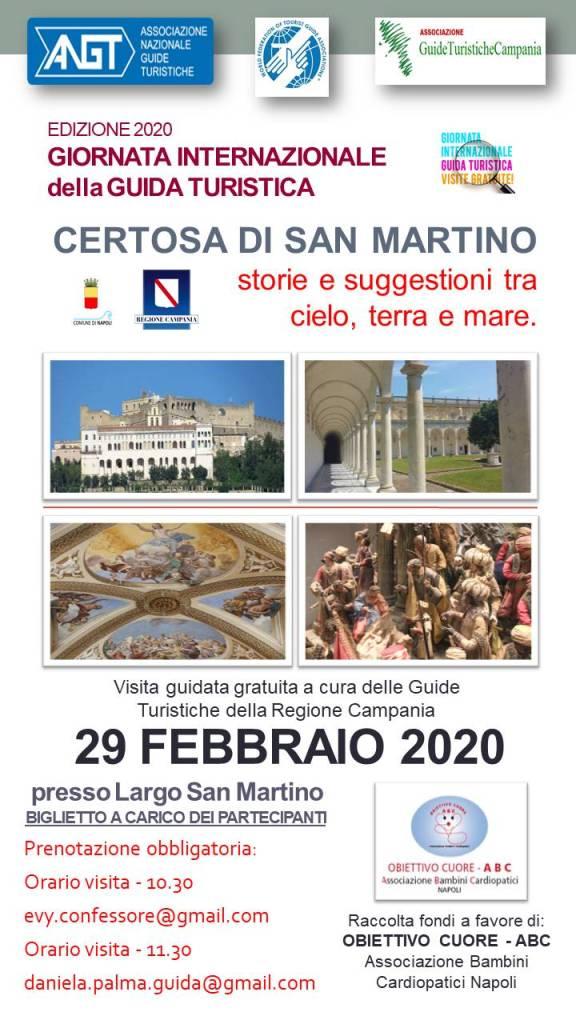 NAPOLI : Certosa di San Martino - 29 febbraio
