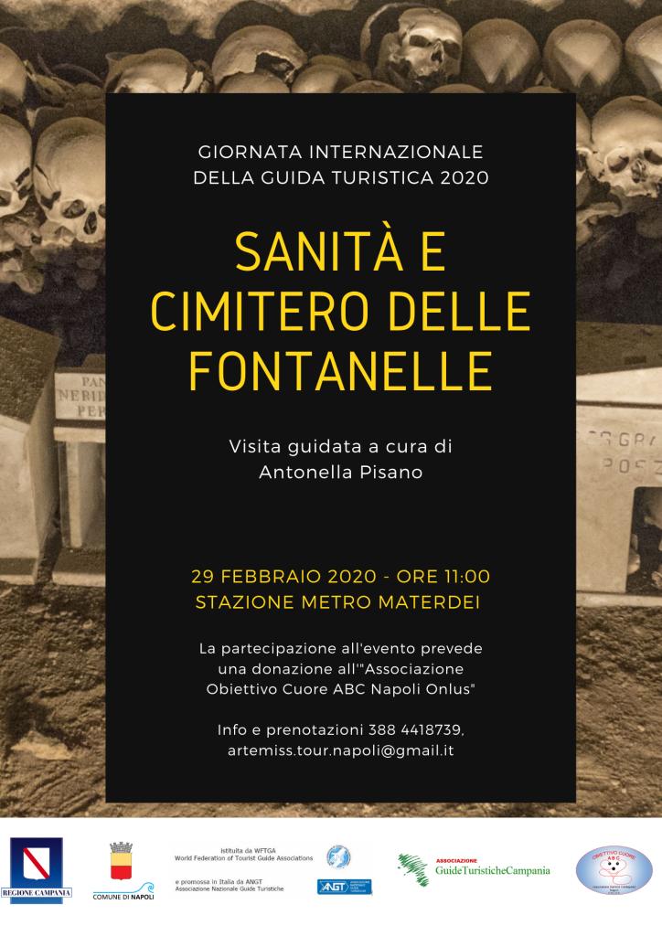 NAPOLI : Sanità e Fontanelle - 29 febbraio