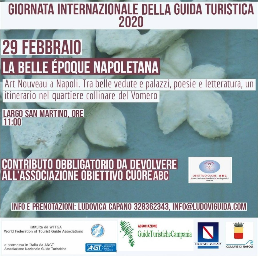 NAPOLI: Liberty - 29 febbraio