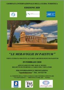 PAESTUM (SA) - 29 febbraio