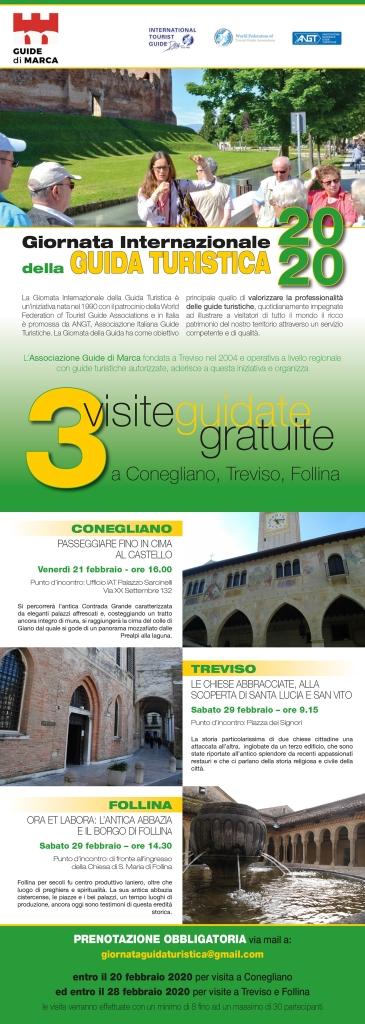 Conegliano (TV), TREVISO, Follina (TV) - 21 e 29 febbraio